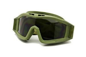 gafas de caza y tiro