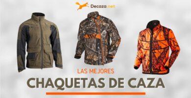 mejores chaquetas de caza