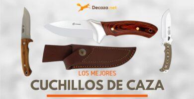 mejores cuchillos de caza