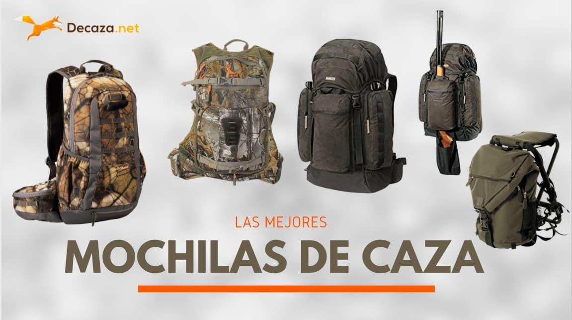 mejores mochilas de caza