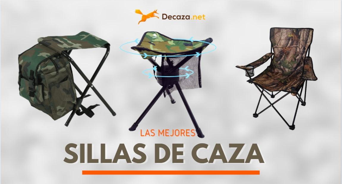 mejores sillas de caza